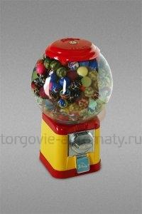 Автомат по продаже жевательной резинки Южанин BGB 18 G (механический)