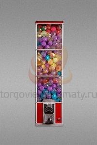Автомат по продаже мячей-прыгунов Северянин NB 40 M (механический)