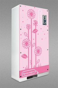 Автомат по продаже прокладок Pads 1