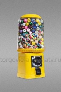 Автомат по продаже мячей-прыгунов Южанин SB 18 M (механический)