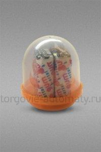 Жевательная резинка с татуировками в капсуле 28 мм