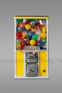 Автомат по продаже мячей-прыгунов Северянин NB 20 M (механический)