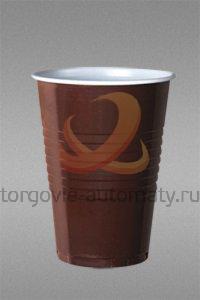 Одноразовые пластиковые стаканчики для автоматов 200 мл