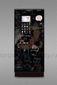 Кофейный автомат Unicum Rosso/Touch To Go