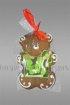 Пряник имбирно-медовый Мишка-солдат