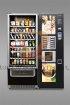 Комбинированный торговый + кофейный автомат Unicum Novabar